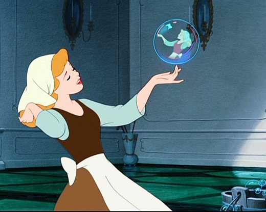 Image result for cinderella bubble
