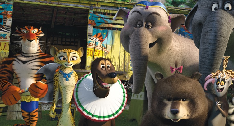 Madagascar 3: Europe'-s Most Wanted Blu-ray 3D Review | TheaterByte