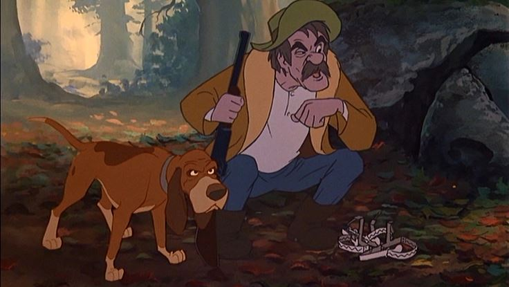 Gallery For > The Fox And The Hound 2 Amos Slade