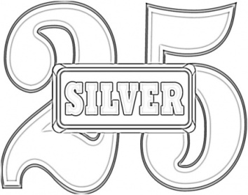 I've officially gone silver!