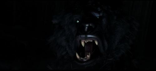 Oh yeah, did I forgot to mention there's an evil bear named Mor'du?