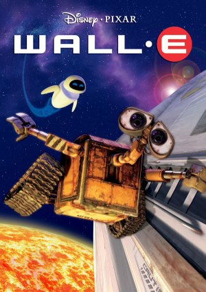 Walle movie poster Pixar Disney