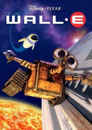 Walle movie poster Pixar Disney