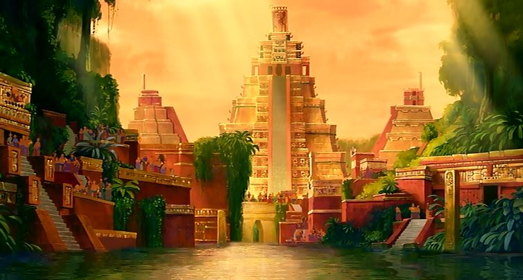 My Thoughts: THE ROAD TO EL DORADO (2000) (4/6)