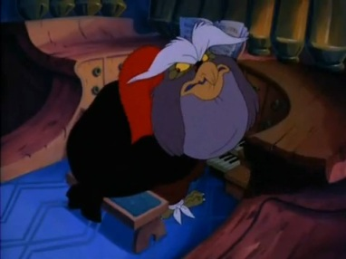 grand duke of owls rock a doodle
