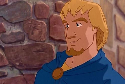 "Kevin Kline pre-""The Road to El Dorado"""