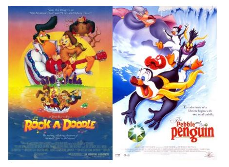 rock a doodle pebble and the penguin