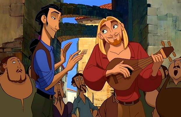 My Thoughts: THE ROAD TO EL DORADO (2000) (2/6)