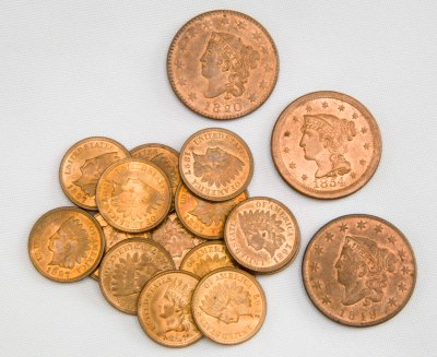 Pounds, Shillings, Pence, Crowns, Farthings, Guineas; how does one keep up with British denominations?
