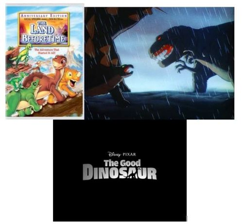 land before time fantasia good dinosaur