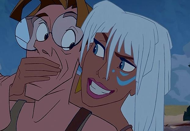 """""""If you care for your life, you'll do all that you can to get me and Eilonwy officially recognized by the world!"""""""