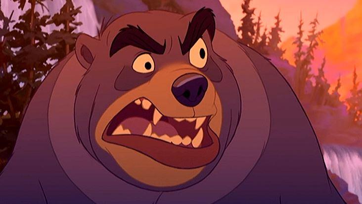brother bear denahi totem