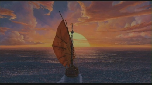The use of CGI along with the traditional animation makes it breathtaking...for its era of release, at least!