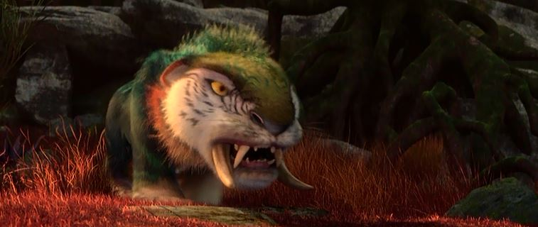 croods tiger