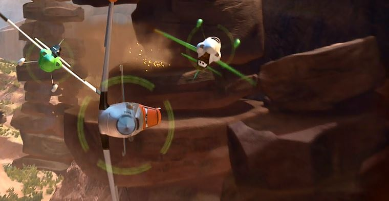 planes animation5