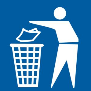All great ideas start wish a bin full of discarded bad ideas.