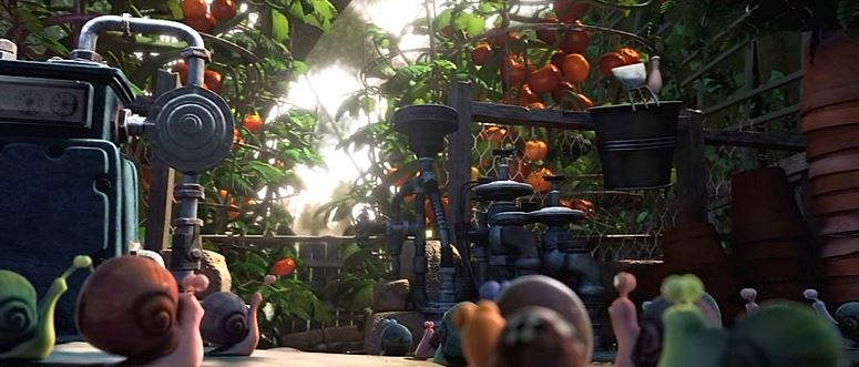 """You see, we eat the tomatoes to stay alive. And when we die, our bodies become the tomatoes. And that is how we're all connected in this symbiotic circle of life."""