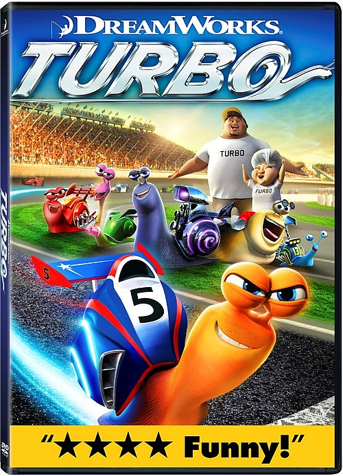 My Thoughts: TURBO (2013) (1/6)
