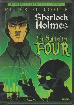 sherlock holmes peter o toole sign of four