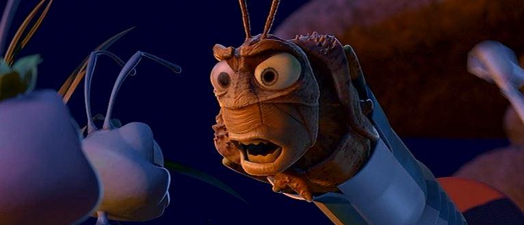 Pixar Forgotten Minor Characters 2 The Drummer Spider The