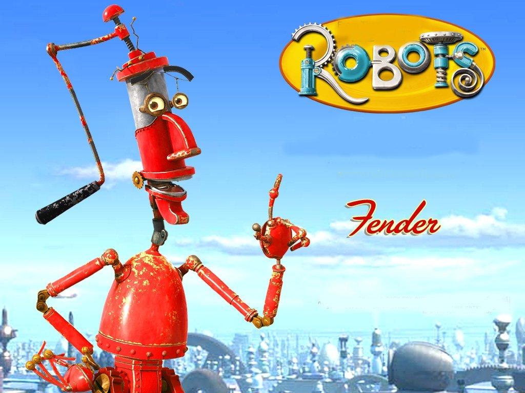 Disney film 2014 robot - Morgus magnificent dvd