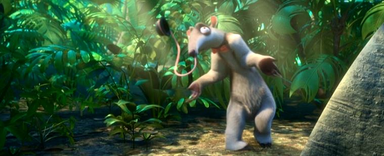 Move over, Scrat! I want this guy to be Blue Sky Studios' new signature character!