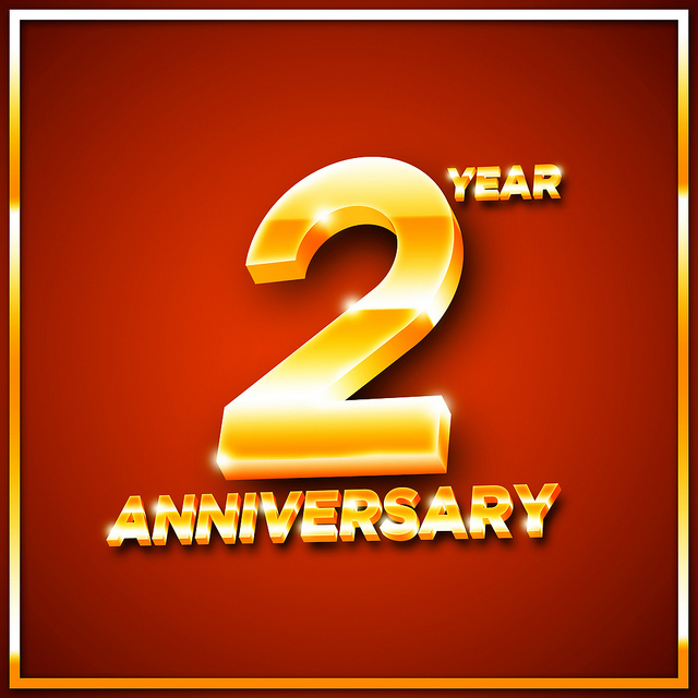 2 year anniversary the animation commendation