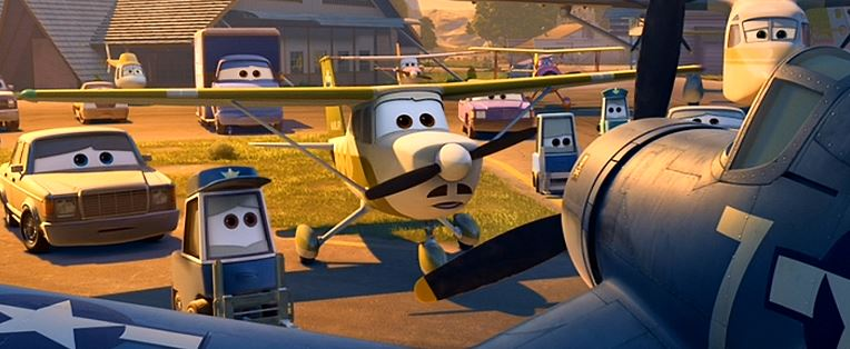 He's the mustachioed plane.