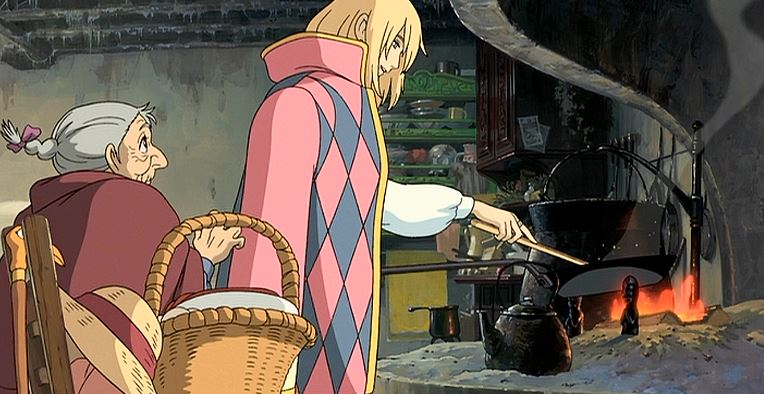 But even during a war, they got time to cook breakfast together!