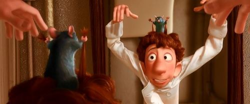 It's a weak plot point, but you don't notice it in a Pixar film!