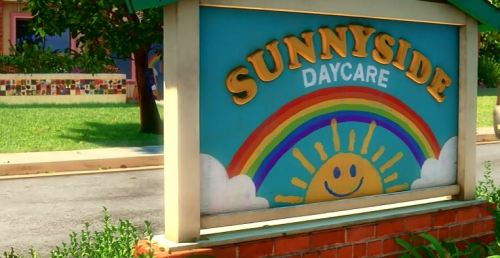 Sunnyside Daycare: Where Your Kids will Always be Sunnyside Up!