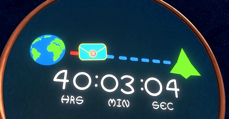 T Minus 40 Hours!